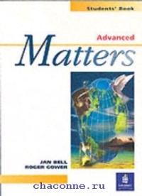 Matters Advansed SB